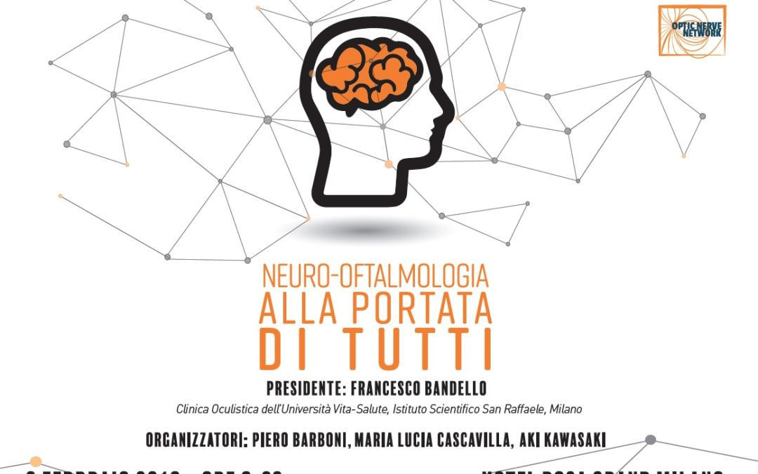 La neuroftalmologia alla portata di tutti 2019