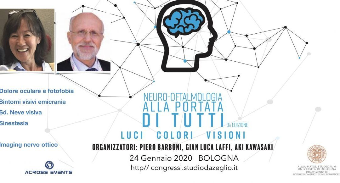 Neuro-Oftalmologia alla portata di tutti: luci, colori, visioni