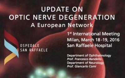 Update on optic nerve degeneration