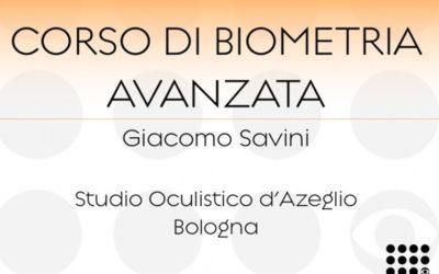 Corso di biometria avanzata 2013